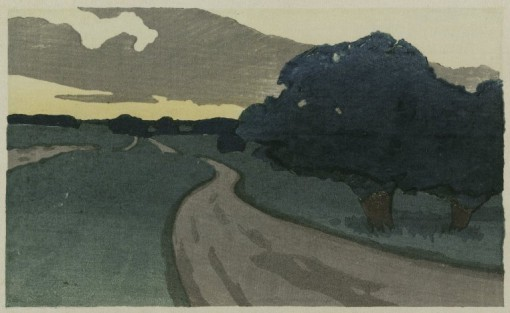 Brooklyn_Museum_-_The_Long_Road--Argilla_Road,_Ipswich_-_Arthur_Wesley_Dow_-_overall