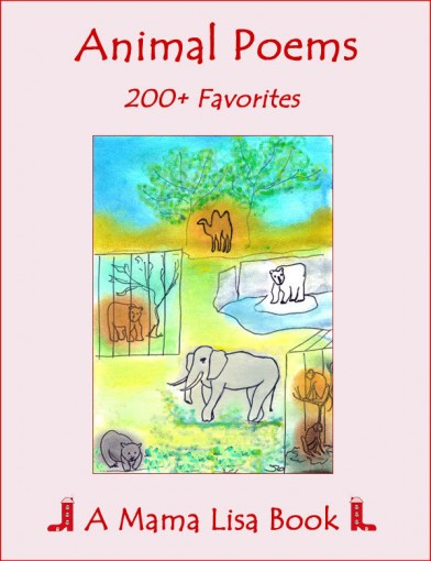 animal poem book cover