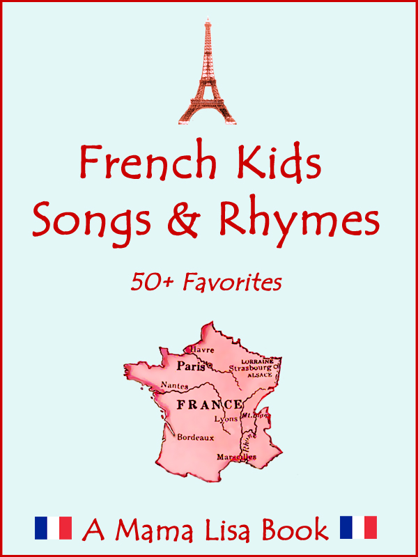 French Kid Songs & Rhymes