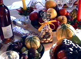 The thirteen desserts of christmas les treize desserts for Black k treize