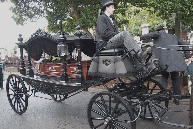 Funeral Traditions in France