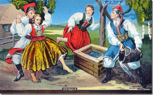 Dyngus_postcard)cc