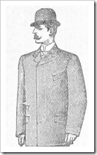 Gentlemens-Clothing 1894