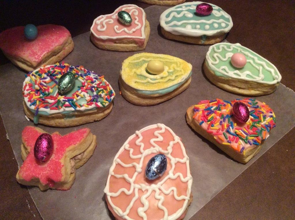 Figolli Maltese Easter Cookies Recipe
