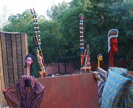 Image result for bamana puppet africa