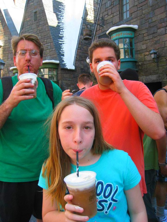 how to make butterbeer from harry potter non alcoholic