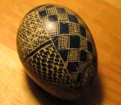 Photo of Decorated Drapanki Eggs
