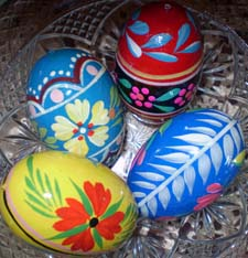 Photo of Decorated Eggs
