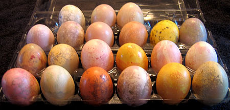 Photo of Marble Easter Eggs