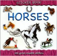 Photo of a Horse Sticker Book