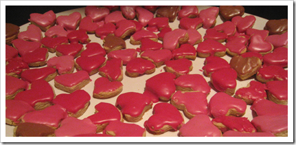 How to Make Natural Red & Pink Dye for Valentine\'s Cookies