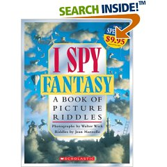Photo of I Spy Fantasy Book