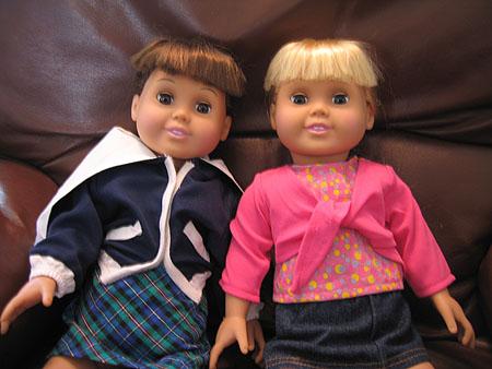 Photo of Girl Dolls