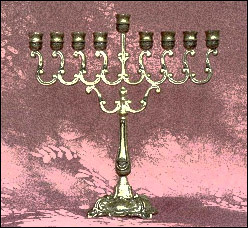 Image of a Menorah