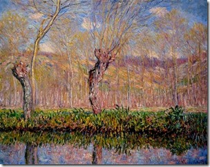 monet - banks-of-the-river-epte-in-springtime.jpg!Blog
