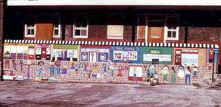 Photo of Carnival Mural