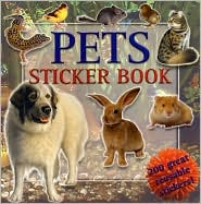 Photo of a Pets Sticker Book