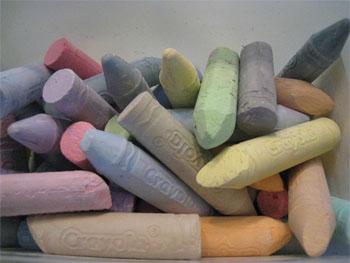 Photo of Chalk