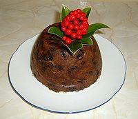 Photo of Christmas Pudding