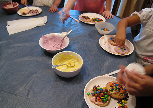 Photo of Cookie Decorating