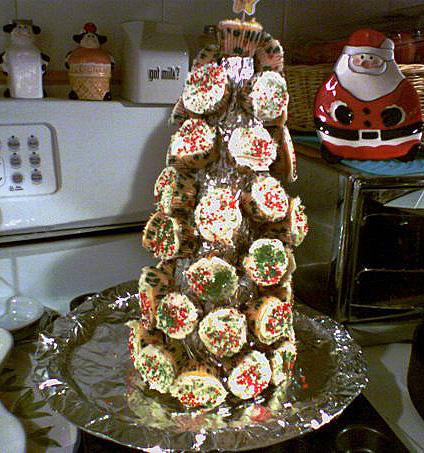 Photo of a Cupcake Tree