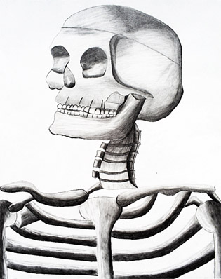 Drawing of Death
