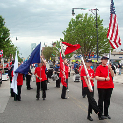 Photo of Norwegian Day Parade in Bay Ridge
