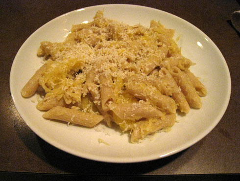 Photo of Spaghetti Squash Dish