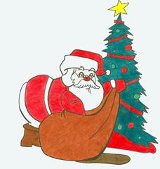 santa_tree_gracie