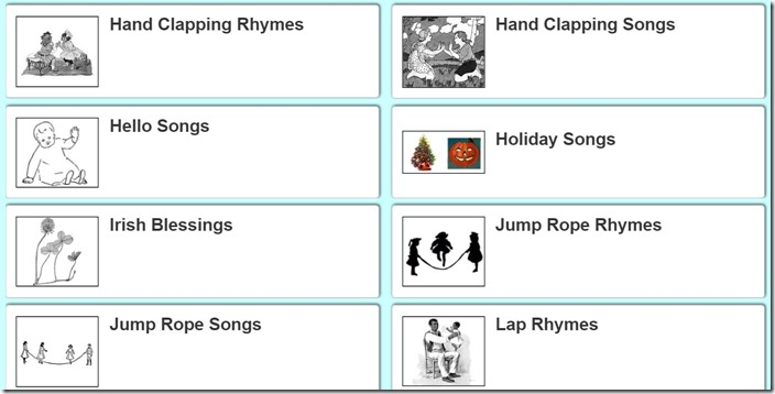 song-types