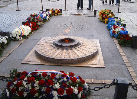 Tomb of the Unknown Soldier in France