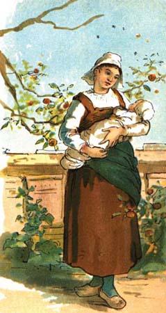 Fais dodo, poulette - Canciones infantiles francesas - Francia - Mamá Lisa's World en español: Canciones infantiles del mundo entero  - Intro Image