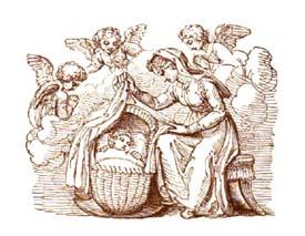 Cradle Song - Canciones infantiles inglesas - Inglaterra - Mamá Lisa's World en español: Canciones infantiles del mundo entero  - Intro Image
