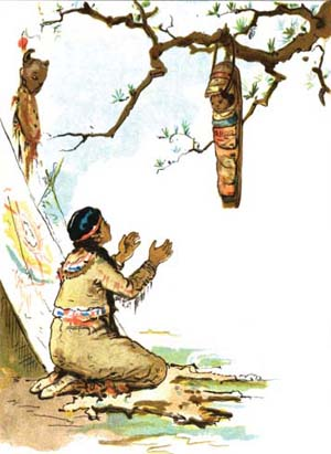Bebi Notsa - Creek Children's Songs - Muscogee (Creek) Nation - Mama Lisa's World: Children's Songs and Rhymes from Around the World  - Intro Image