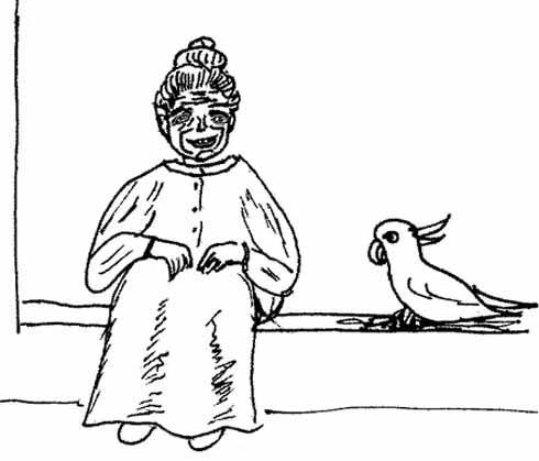 Burung Kakatua - Indonesian Children's Songs - Indonesia - Mama Lisa's World: Children's Songs and Rhymes from Around the World  - Intro Image