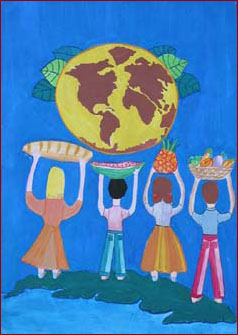 Drume negrita - Cuban Children's Songs - Cuba - Mama Lisa's World: Children's Songs and Rhymes from Around the World, Intro Image