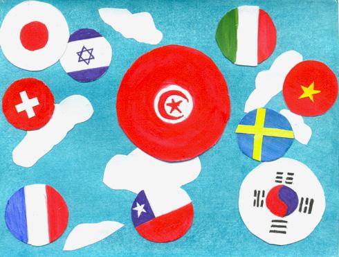 أنا عندي كورة - Canciones infantiles tunecinas - Túnez - Mamá Lisa's World en español: Canciones infantiles del mundo entero  - Intro Image