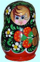 Хожу-брожу, матрешку держу  - Russian Children's Songs - Russia - Mama Lisa's World: Children's Songs and Rhymes from Around the World 1