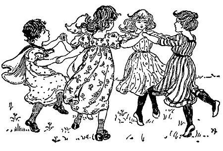 Bring the Hoop and Bring the Ball - Canciones infantiles inglesas - Inglaterra - Mamá Lisa's World en español: Canciones infantiles del mundo entero  - Intro Image