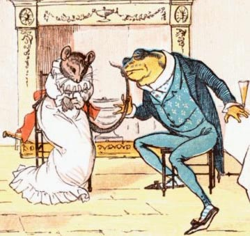 A Frog He Would A-wooing Go - English Children's Songs - England - Mama Lisa's World: Children's Songs and Rhymes from Around the World  - Intro Image