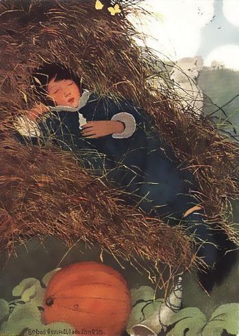 Little Boy Blue - Chansons enfantines anglaises - Angleterre - Mama Lisa's World en français: Comptines et chansons pour les enfants du monde entier  - Intro Image