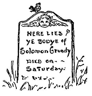 Solomon Grundy - English Children's Songs - England - Mama Lisa's World: Children's Songs and Rhymes from Around the World  - Intro Image