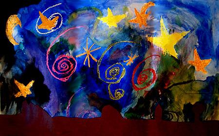 Twinkle, Twinkle, Little Star - Canciones infantiles estadounidenses - Estados Unidos - Mamá Lisa's World en español: Canciones infantiles del mundo entero  - Intro Image