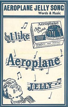 Aeroplane Jelly - Australian Children's Songs - Australia - Mama Lisa's World: Children's Songs and Rhymes from Around the World  - Intro Image
