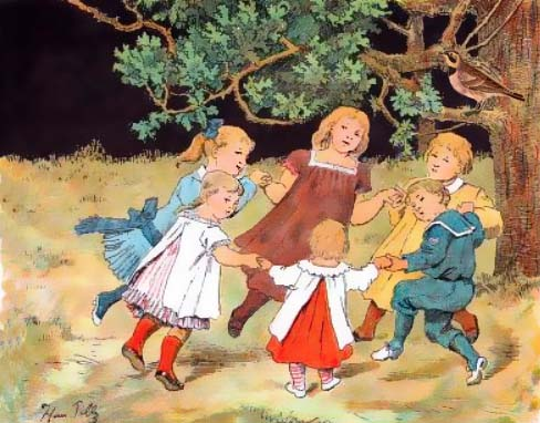 L'alouette est sur la branche - French Children's Songs - France - Mama Lisa's World: Children's Songs and Rhymes from Around the World  - Intro Image