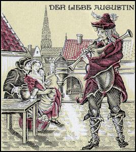 Ach, du lieber Augustin - Austrian Children's Songs - Austria - Mama Lisa's World: Children's Songs and Rhymes from Around the World  - Intro Image