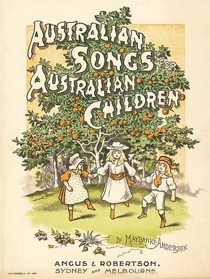 The Possum - Australian Children's Songs - Australia - Mama Lisa's World: Children's Songs and Rhymes from Around the World  - Comment After Song Image