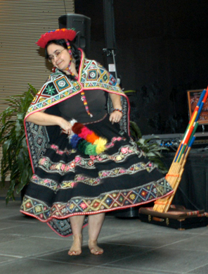 Valicha - Quechua Children's Songs - Quechua - Mama Lisa's World: Children's Songs and Rhymes from Around the World  - Comment After Song Image