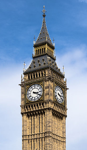 Big Ben Strikes One - English Children's Songs - England - Mama Lisa's World: Children's Songs and Rhymes from Around the World  - Intro Image