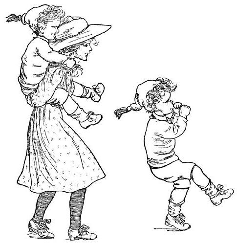 Dance Tae Yer Daddy - Chansons enfantines écossaises - Écosse - Mama Lisa's World en français: Comptines et chansons pour les enfants du monde entier  - Intro Image
